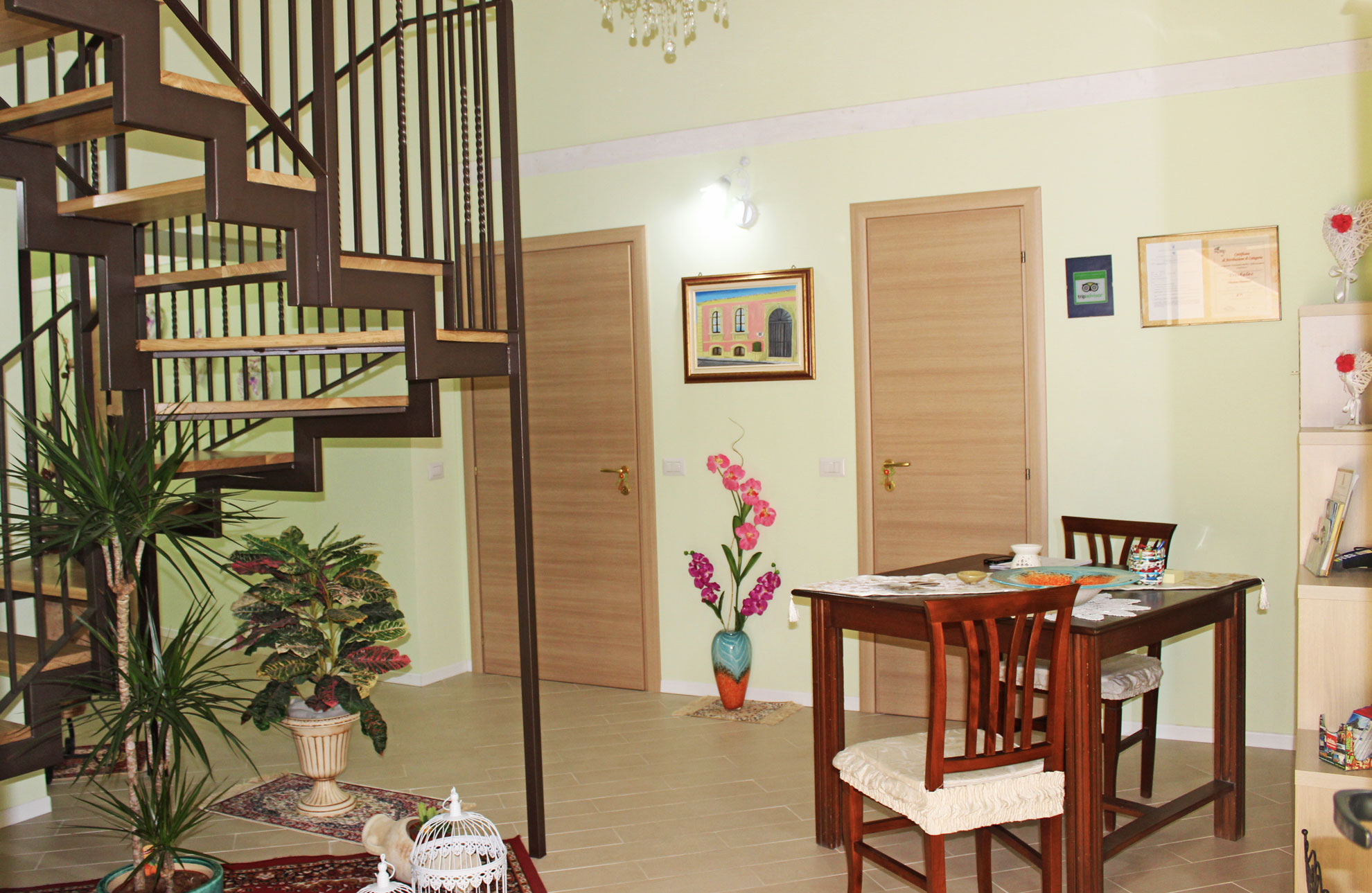 B&B Triskeles Siracusa Contact